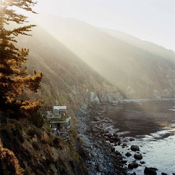 Esalen yoga retreat