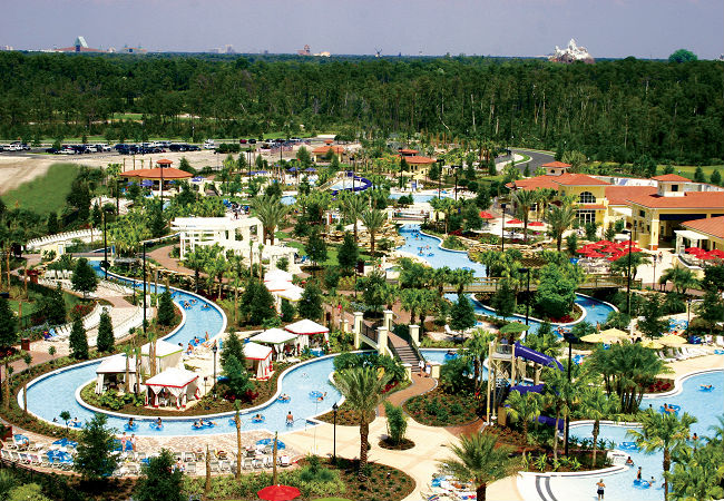 Holiday Inn Vacations Resort lazy river