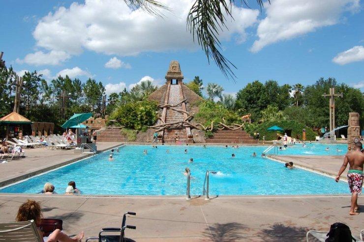 largest pools wdw coronado-springs resort