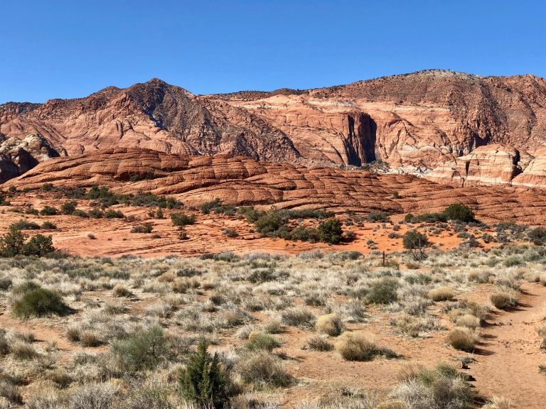 Upper Galoots in Snow Canyon State Park