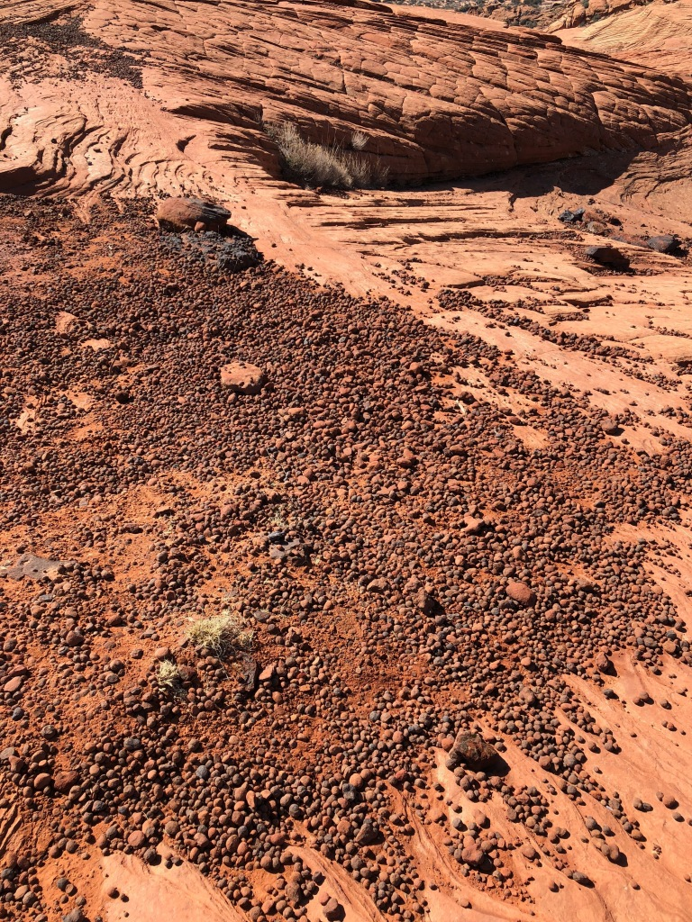 Upper Galoots Snow Canyon State Park